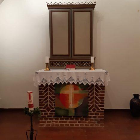 Gottesdienst zum Ostersonntag 2020 aus Tellingstedt